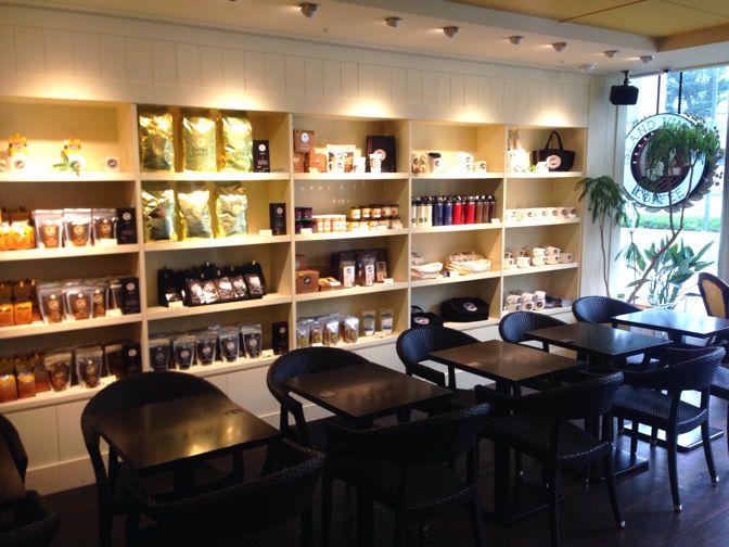 アイランドヴィンテージコーヒーの家具