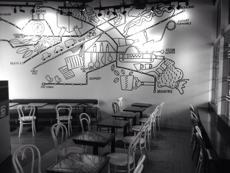 パークストリートカフェ