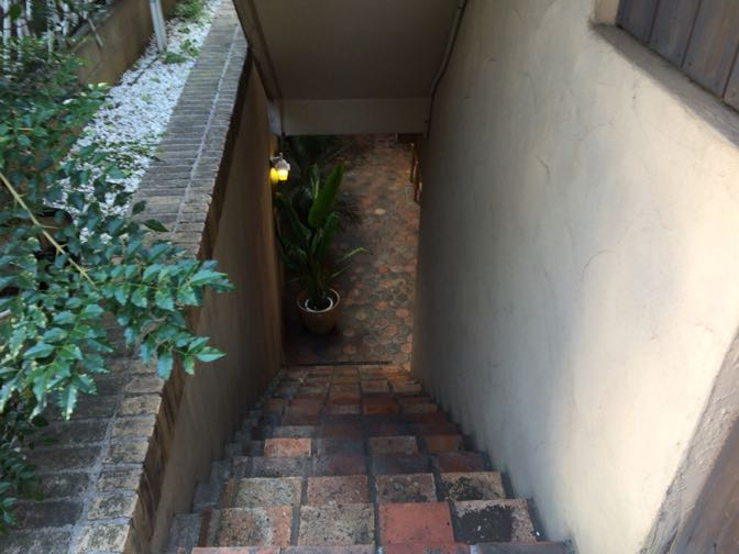 シナモンズの階段