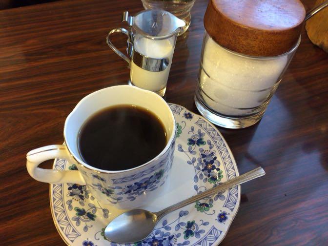 ドリアンのコーヒー