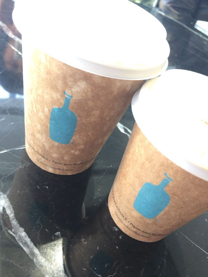 BLUE BOTTLE COFFEEのリッド