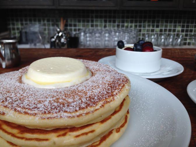 ivyplaceのパンケーキ