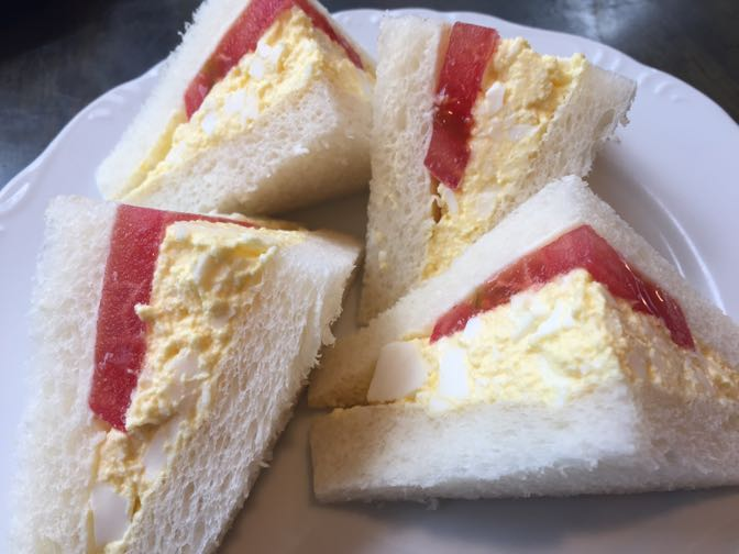 イトーヤ コーヒー卵サンド